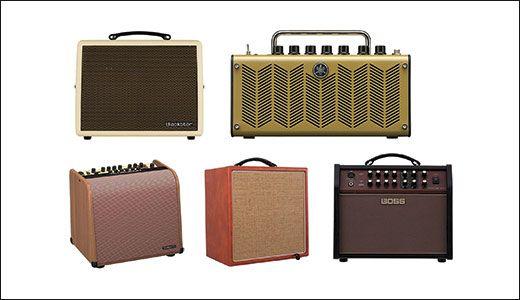 10 Acoustic Amps You Should Unplug Into