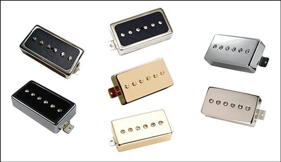 10 Humbucker-Sized P-90s You Should Try