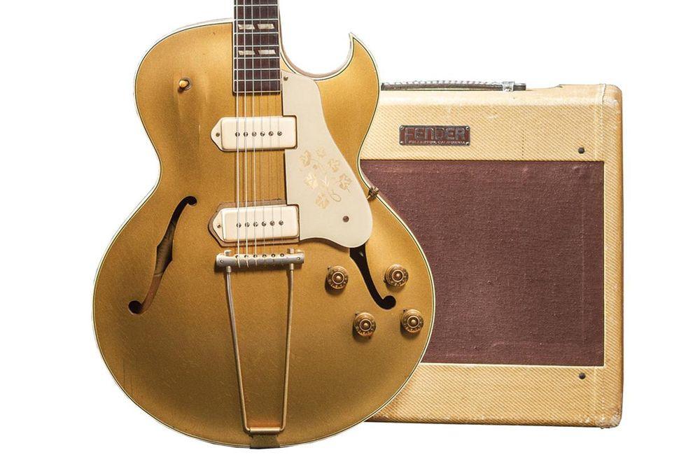 1952 gibson es-295