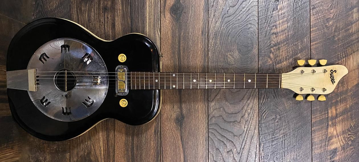 1964 Supro Res-O-Glass