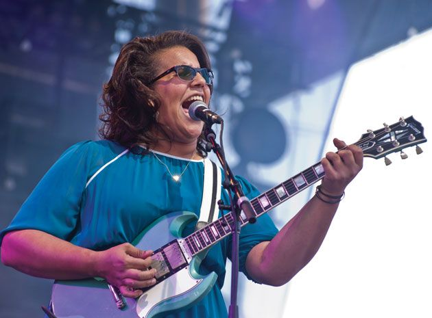 The Alabama Shakes: Soul in Space
