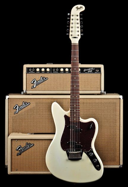 Vintage Vault: 1966 Fender Electric XII