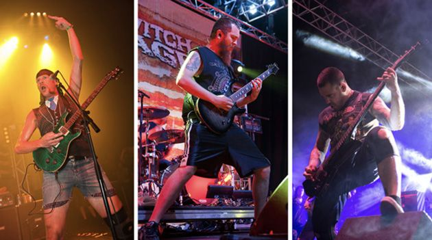 Killswitch Engage: Ironhearts, Redemption, and Big Digits