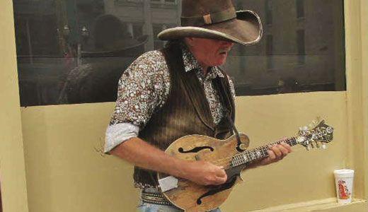 Last Call: The Ballad of Mandolin Mike