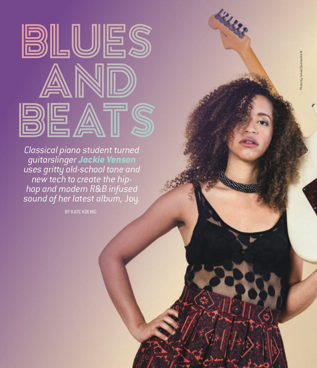 Jackie Venson's Blues and Beats