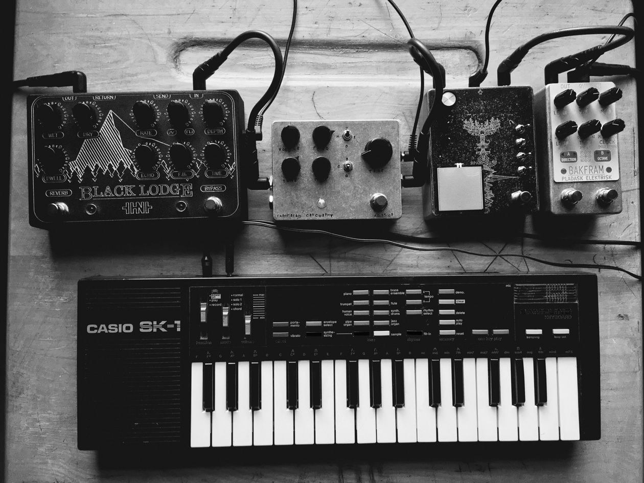 Prepare for Takeoff on the Modular-Synth Spaceship