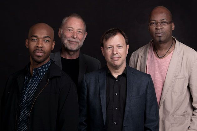 Aziza's Dave Holland and Lionel Loueke: Magic and Inspiration
