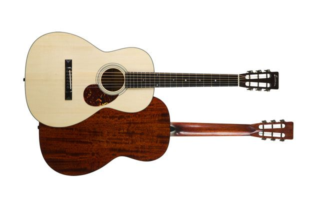 """Eastman Guitars Announces the 00 Acoustic and """"Lil' Smokey"""" Thinline Electric"""
