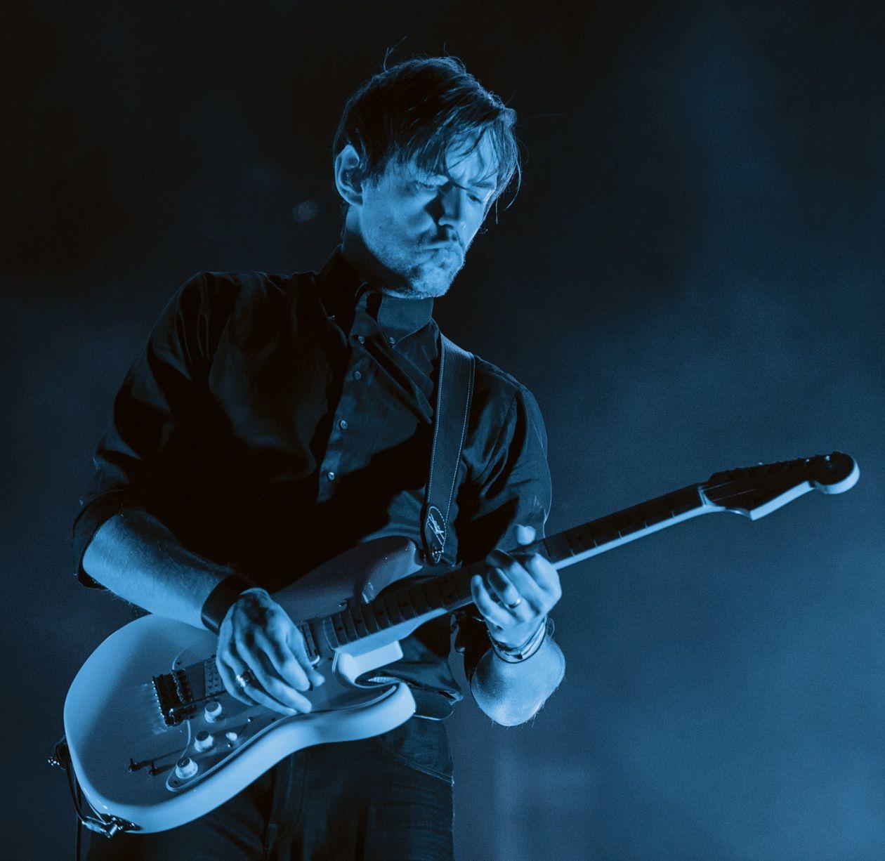 Radiohead's Ed O'Brien: Hail to the Texturalist