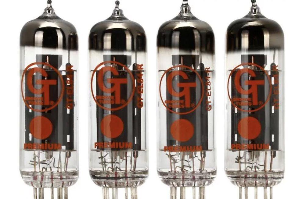 el84 output tubes