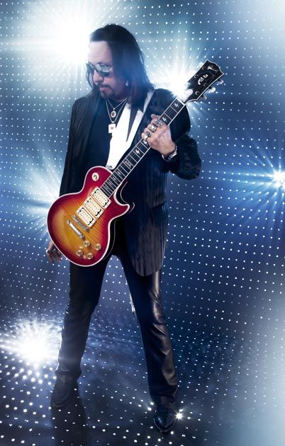 Ace Frehley: Cosmic Space Invasion