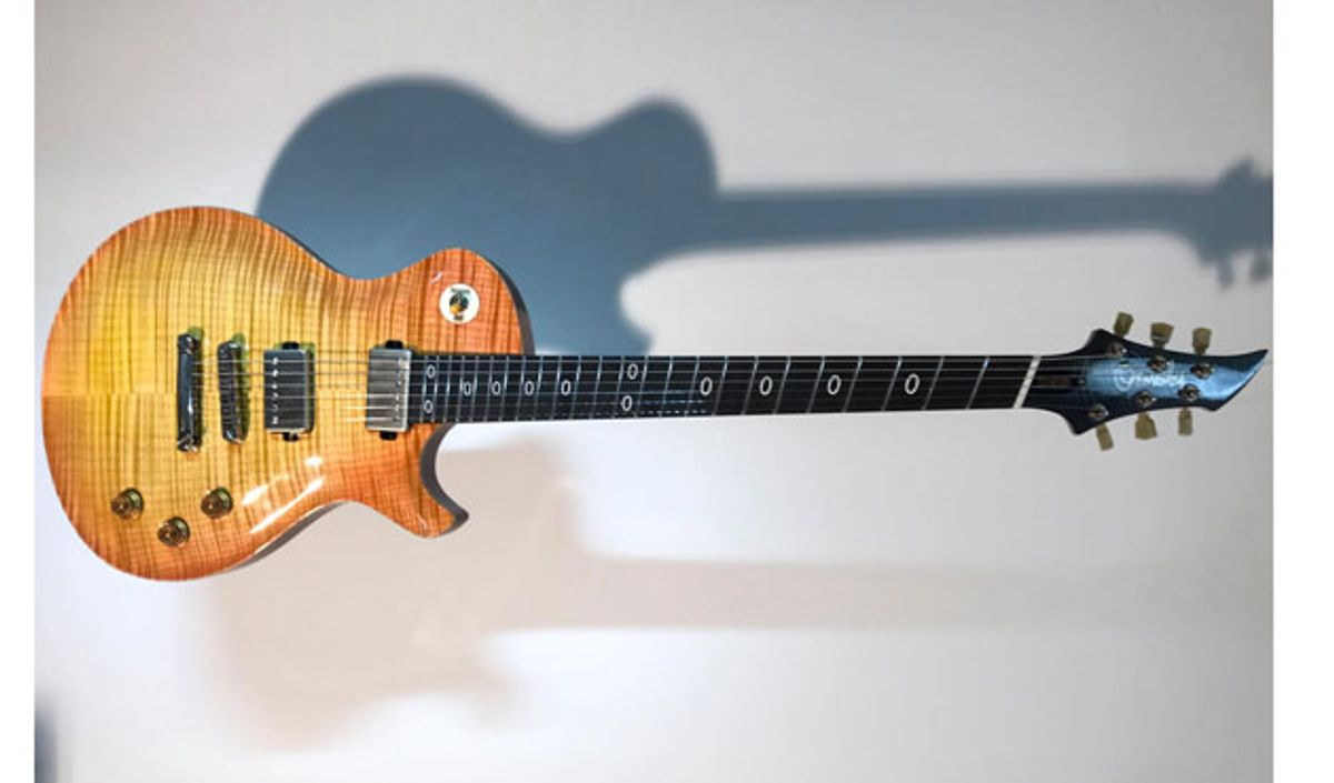 Ormsby Guitars Releases the Scarab