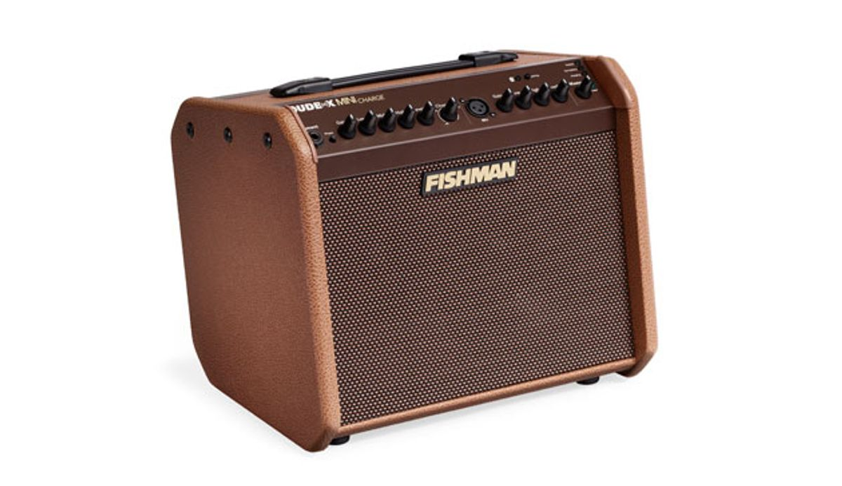 Fishman Releases the Loudbox Mini Charge