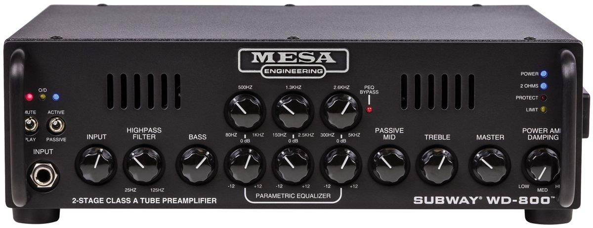 Mesa/Boogie Subway WD-800 Review
