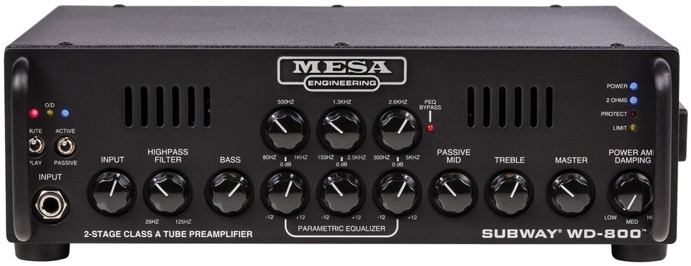 Mesa/Boogie Subway WD-800 Review