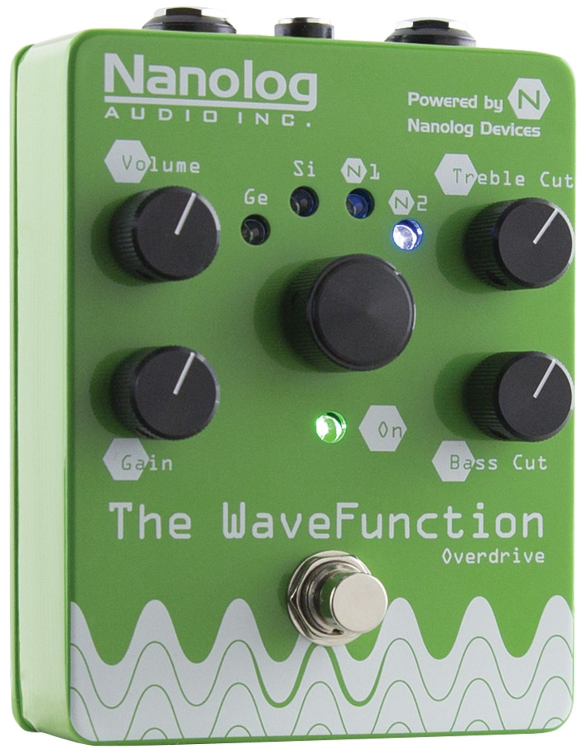 Nanolog Audio The WaveFunction Review