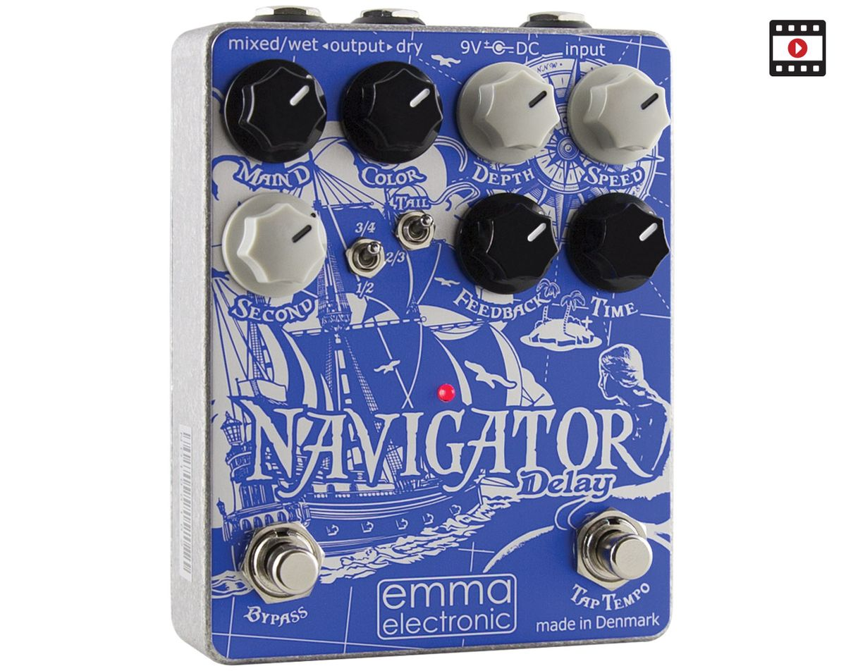 Emma Electronic Navigator Review