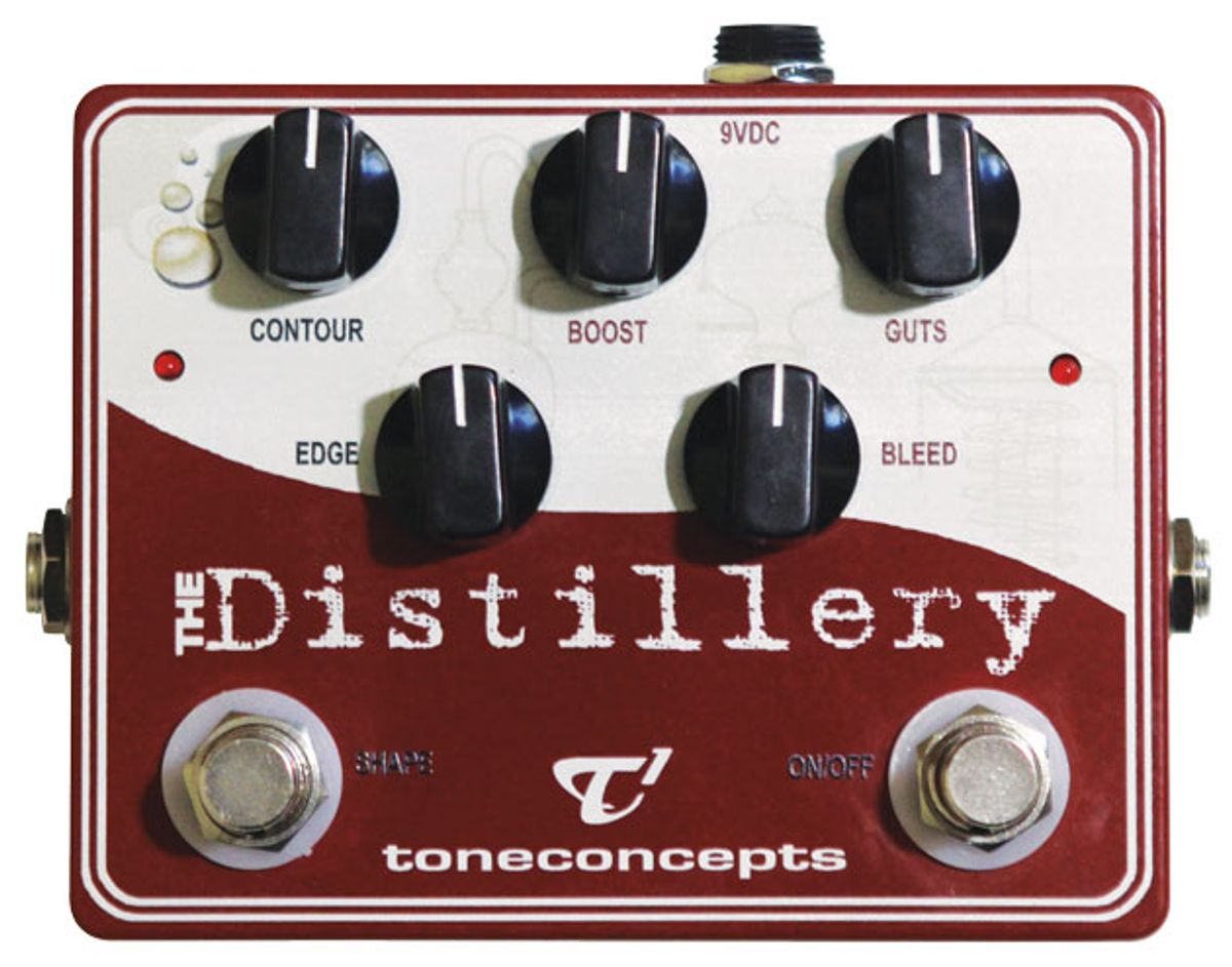 ToneConcepts The Distillery Review