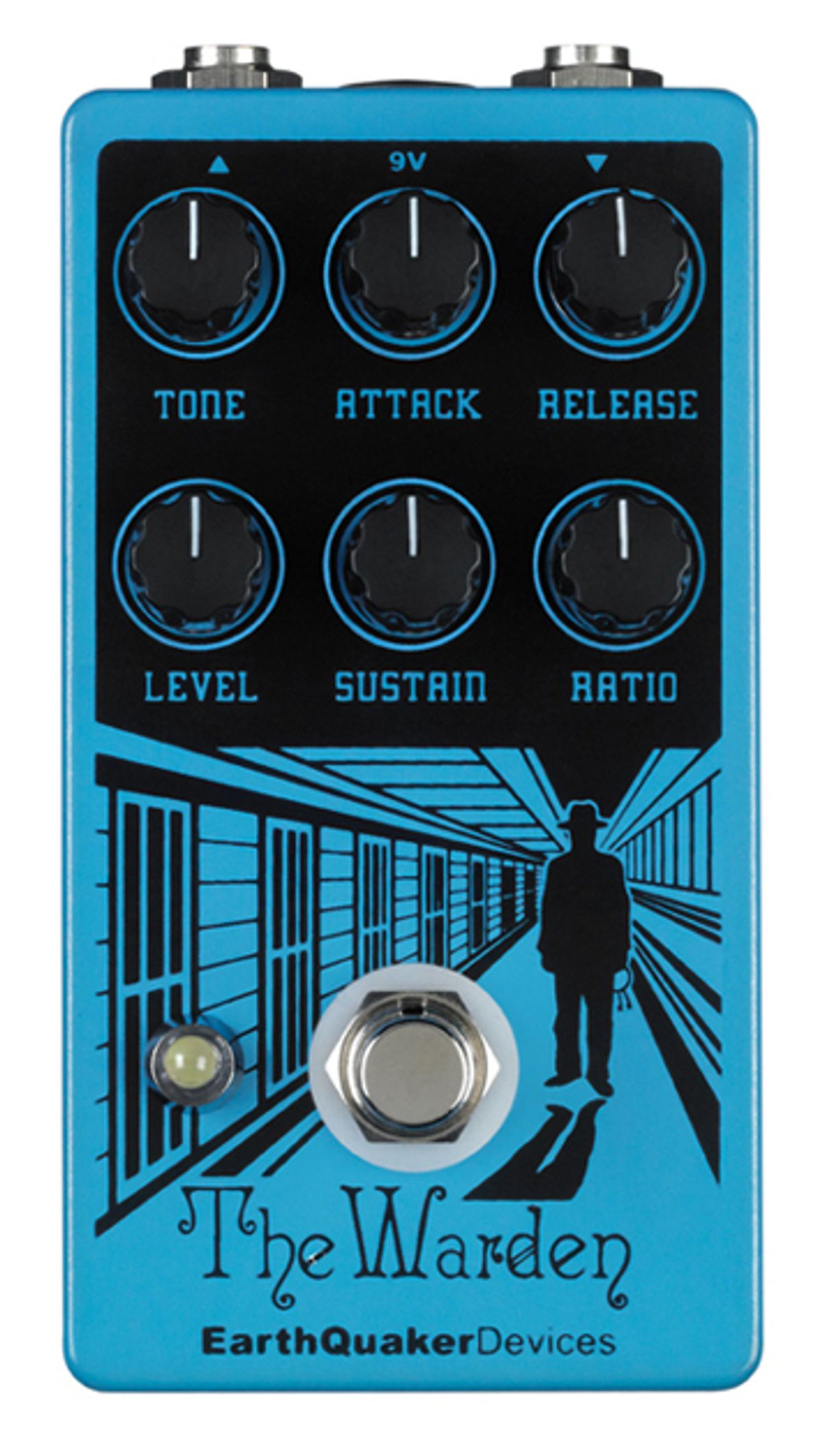 EarthQuaker Devices Warden Compressor Review