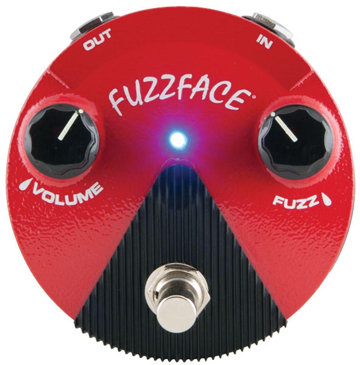 Dunlop Fuzz Face Mini Germanium FFM2 Review