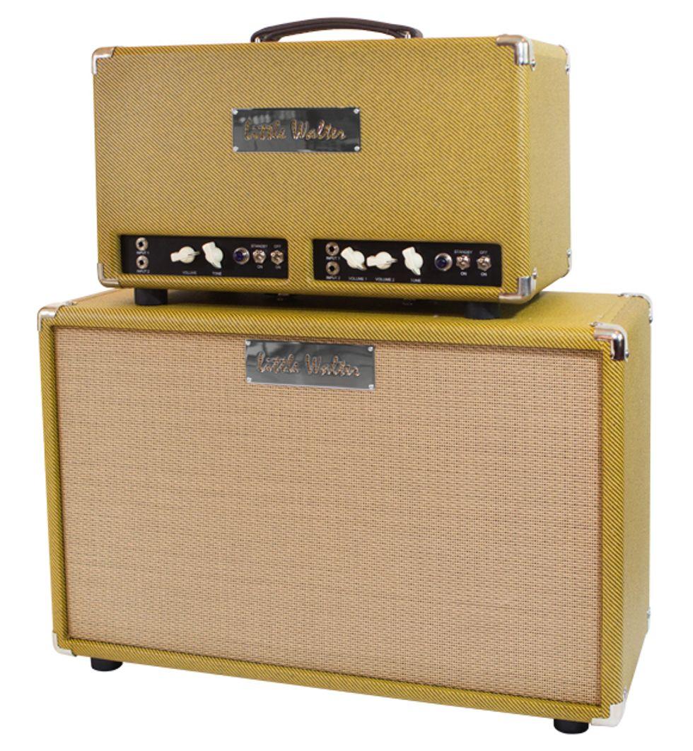 Little Walter Twin 50 22 Amp Review Premier Guitar