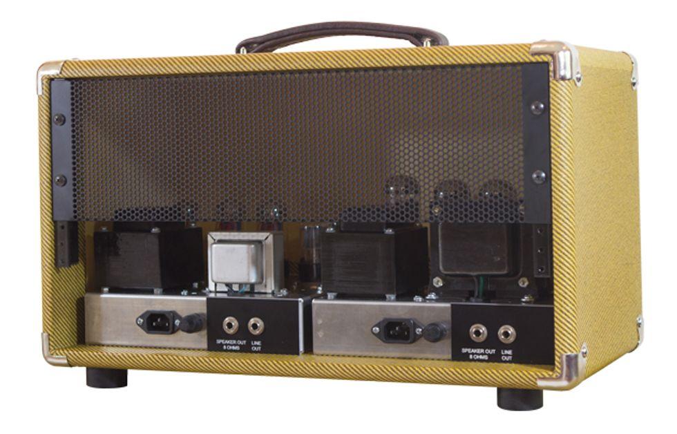 Little Walter Twin 50/22 Amp Review | Premier Guitar