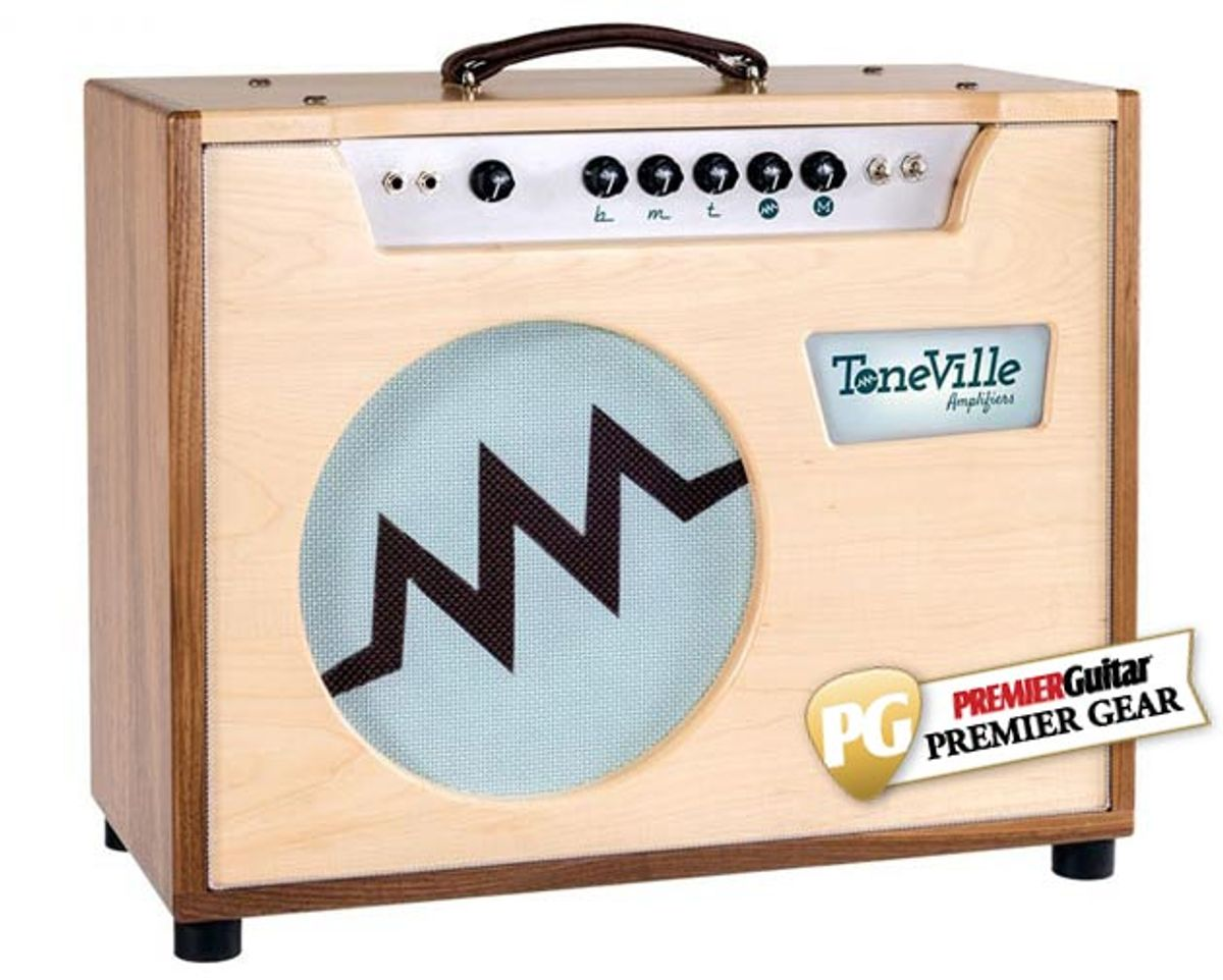 ToneVille Amplifiers Beale St. Review