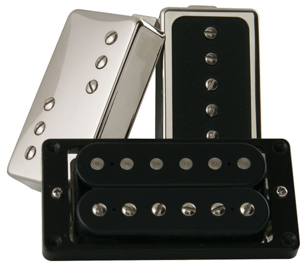 Lollar humbucker sized single coil Lollar single coil humbucker, Bumble and Branch