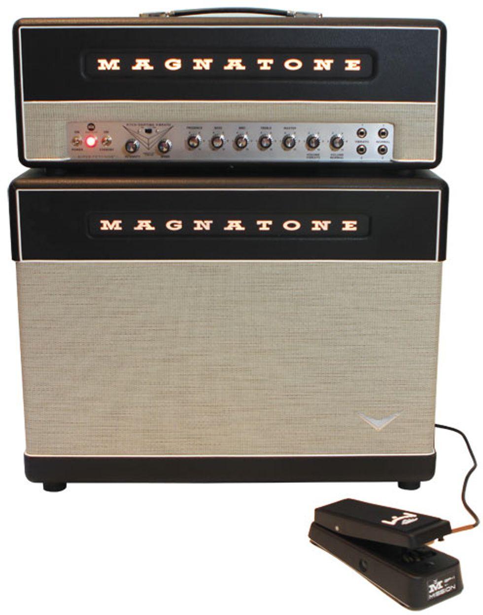 Magnatone Superfifty Nine Review Premier Guitar