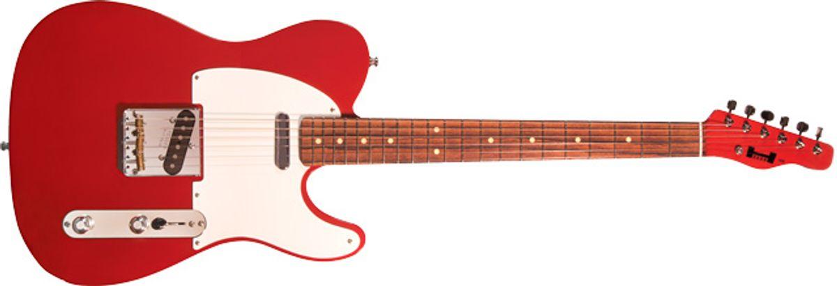 Hahn Model 1229 Electric Guitar Review