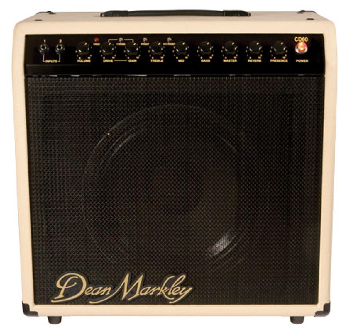 Dean Markley CD60 Amp Review