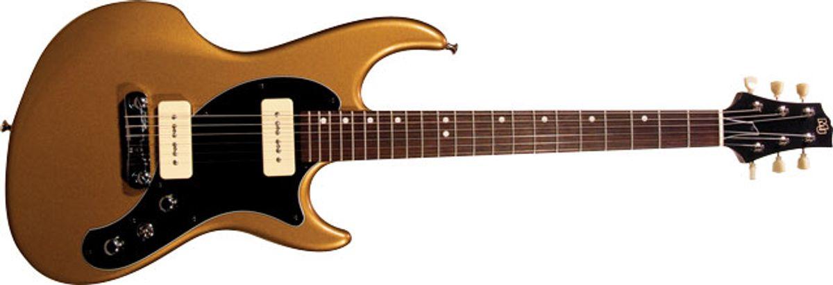 MJ Guitars GrooveMaster Electric Guitar Review