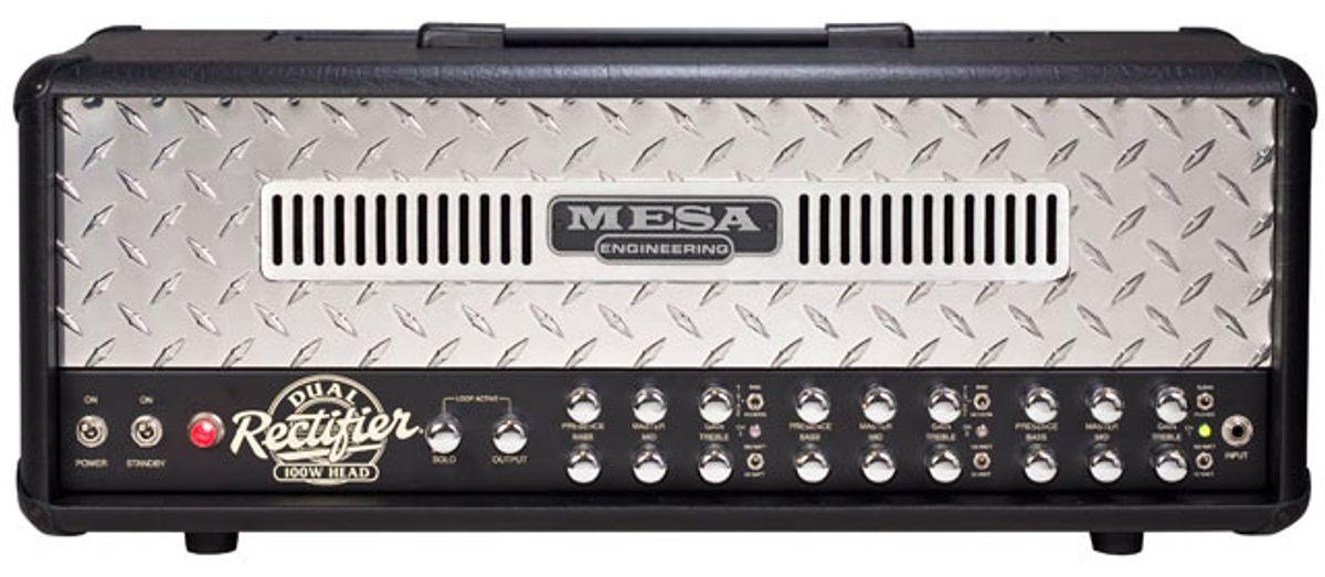 Mesa/Boogie 2010 Multi-Watt Dual Rectifier Amp Review