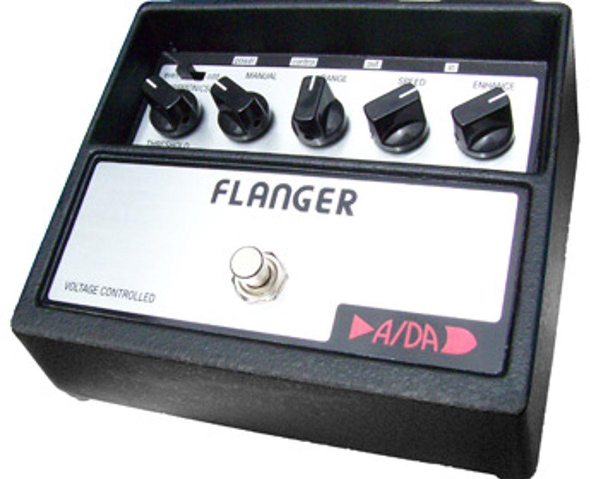 A/DA Returns with Flanger Reissue