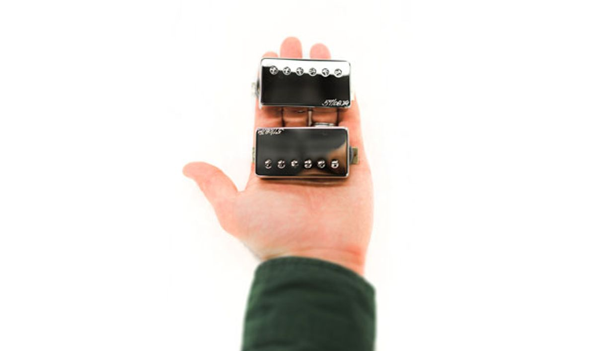PRS Guitars Announces Availability of 57/08 Pickups