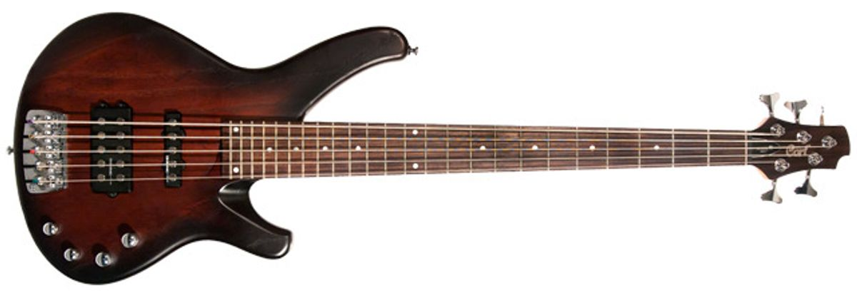 Cort Arona 5 Electric Bass Review
