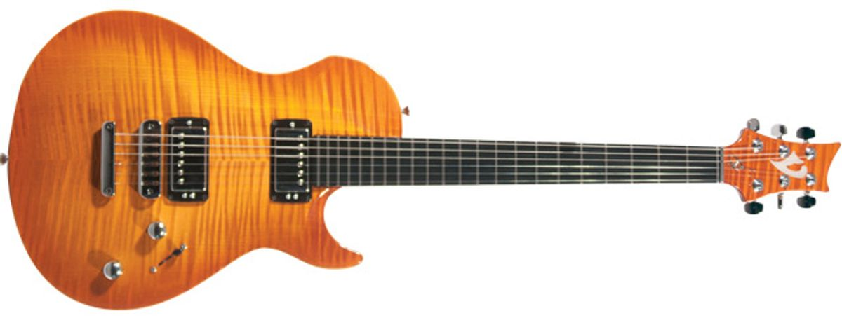 Vigier Guitars G.V. Wood Electric Guitar Review