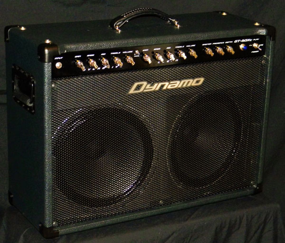 Dynamo Amplification Introduces the GT120x and GT50Xc 212 Combo