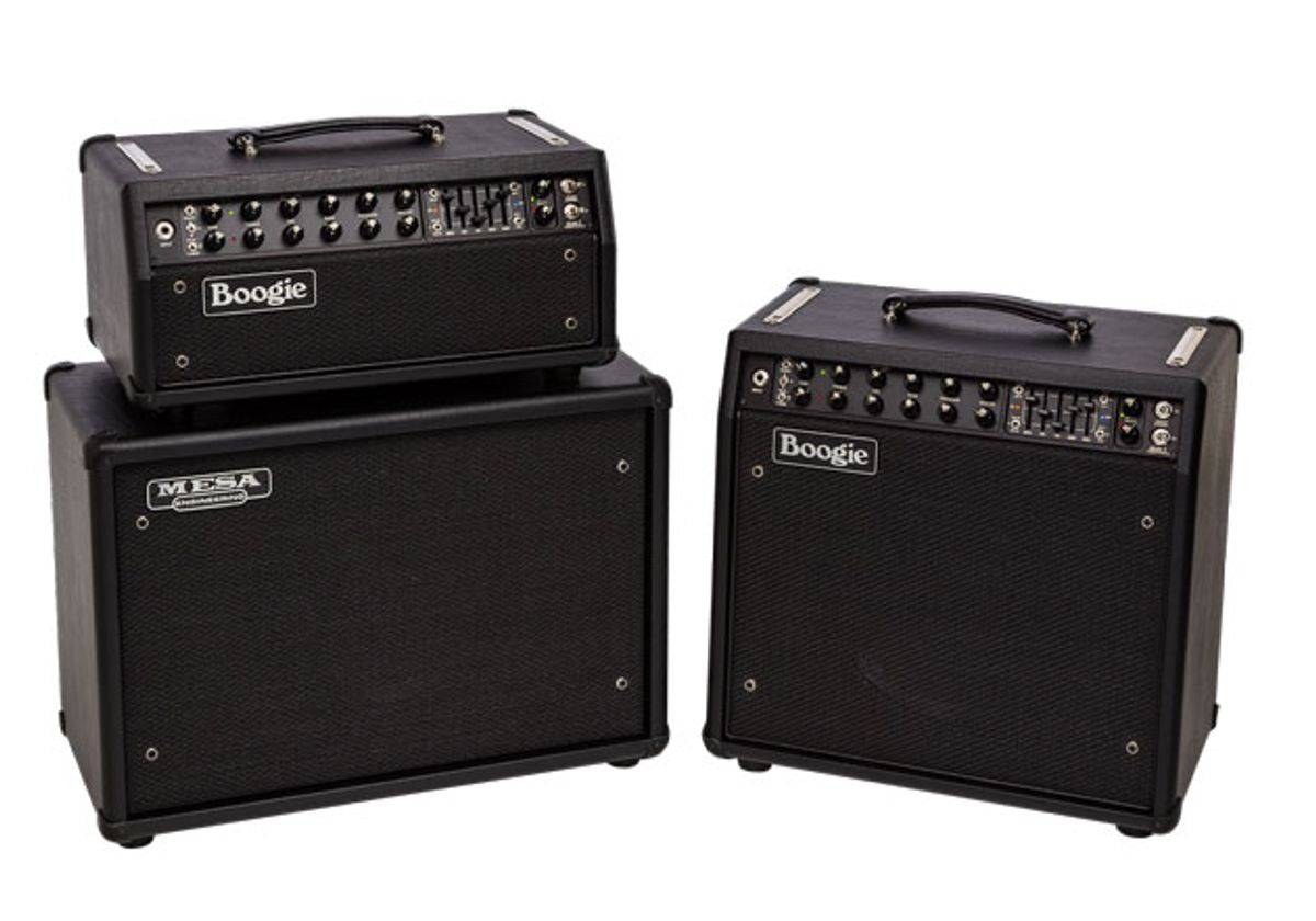 Mesa/Boogie Unveils the Mark Five: 35