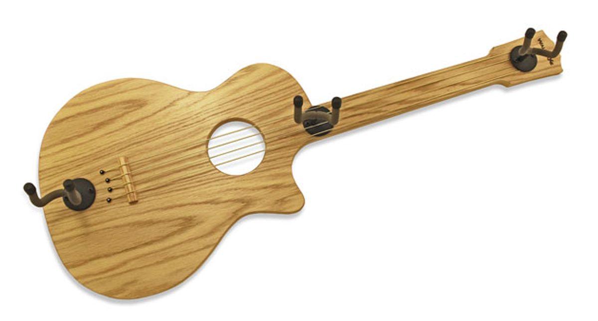 Wall-Axe Custom Guitar Hangers Unveils CSV Series