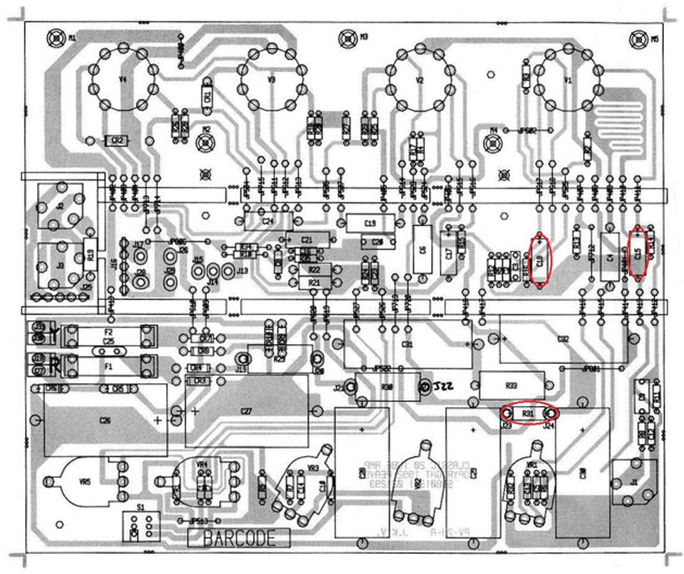 Ask Man Raising The Roof On A Peavey Classic Premier Guitar. Wiring. Peavey Footswitch Wiring Diagram 20 Mh At Guidetoessay.com