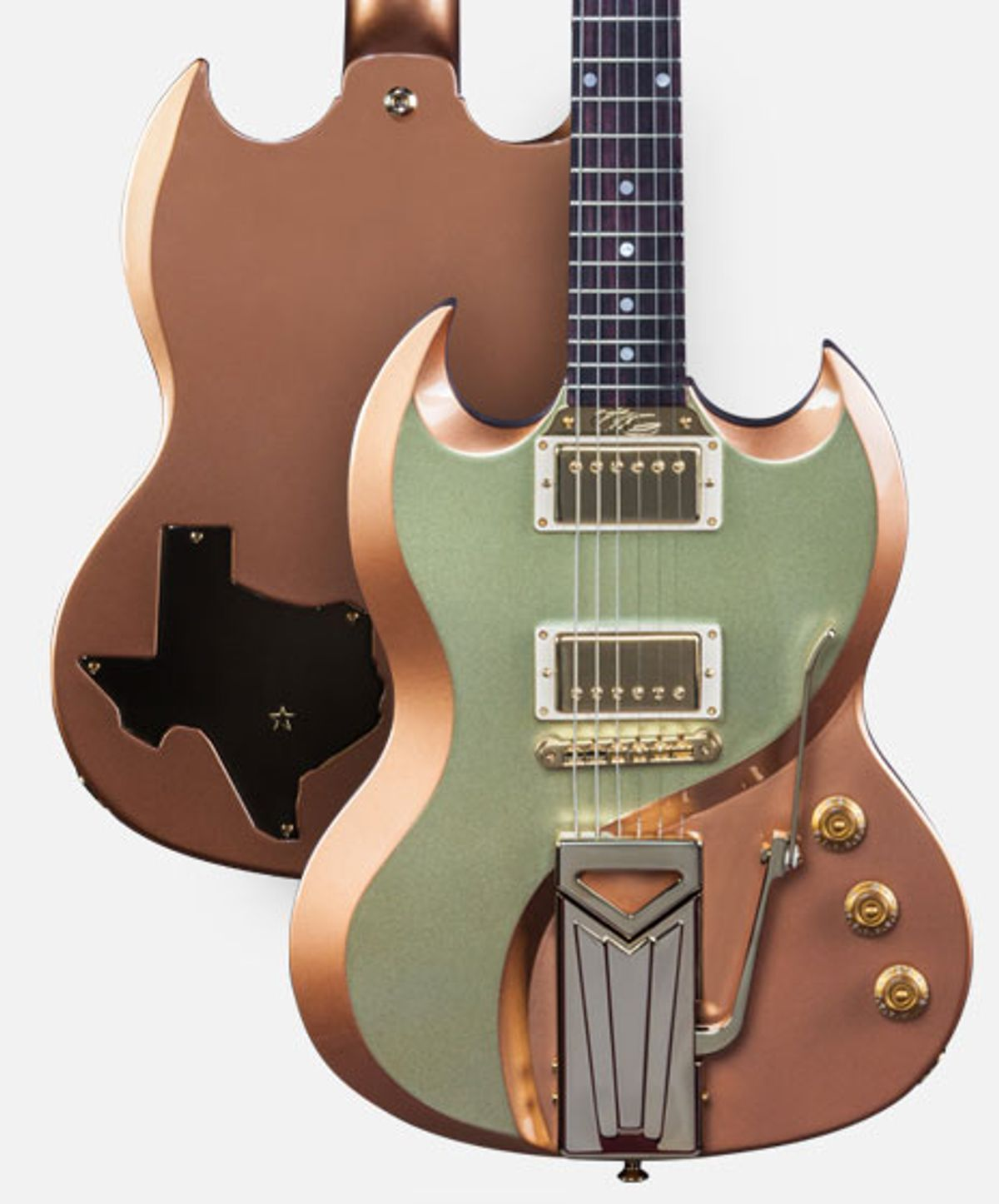 Gibson Unveils the Billy Gibbons Ultimate SG