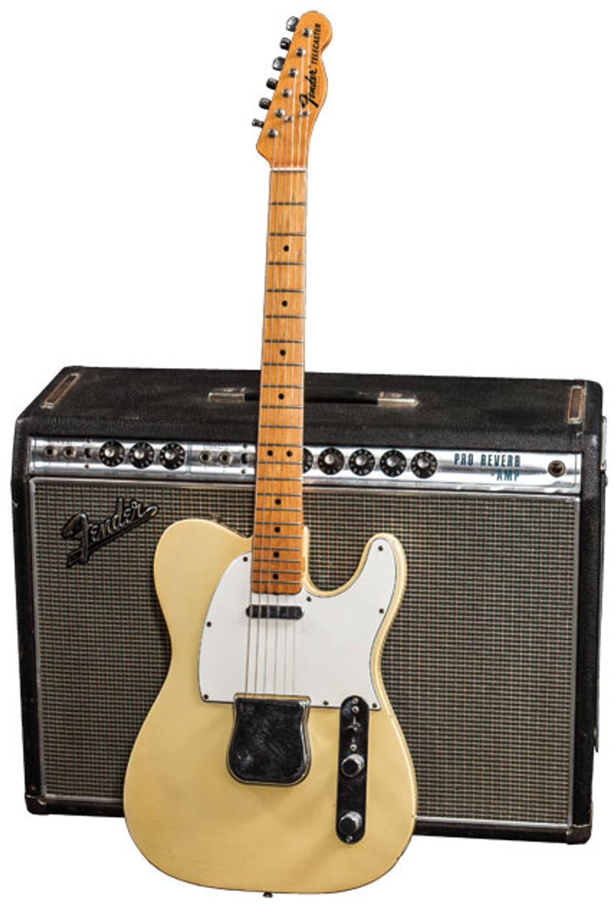 Vintage Vault: 1967 Fender Smuggler's Tele