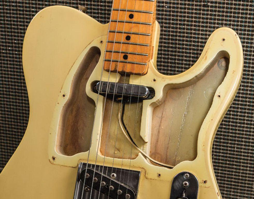 Fender Smuggler's Telecaster