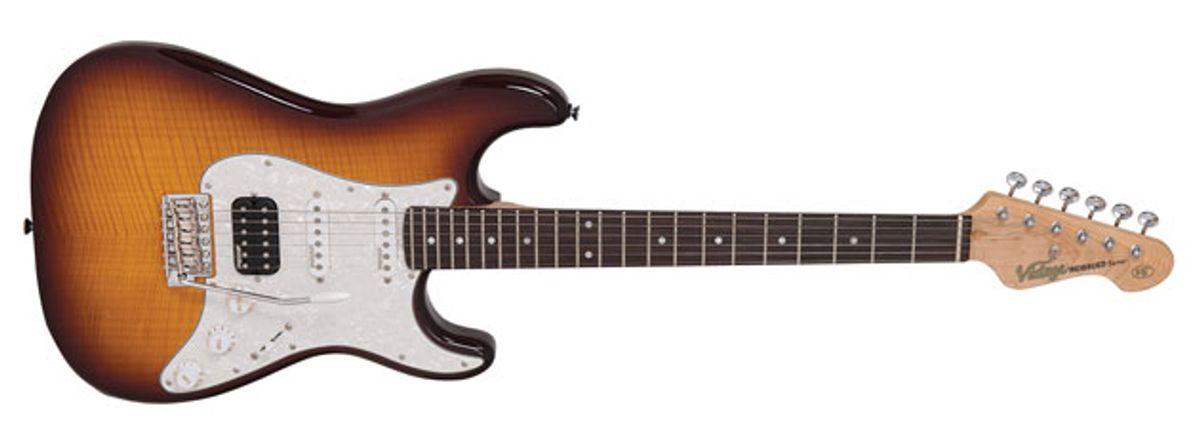 Vintage Guitars Announces the V6P and V6H
