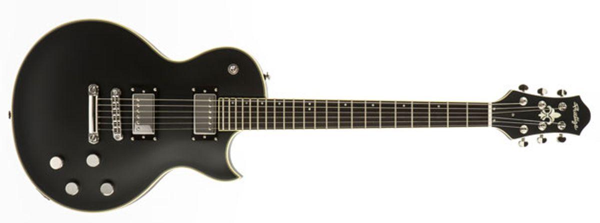 Prestige Guitars Announces the Troubadour