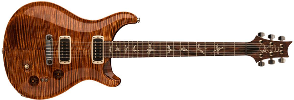 "PRS Introduces ""Paul's Guitar"" and ""Paul's MDT"" Amplifier"