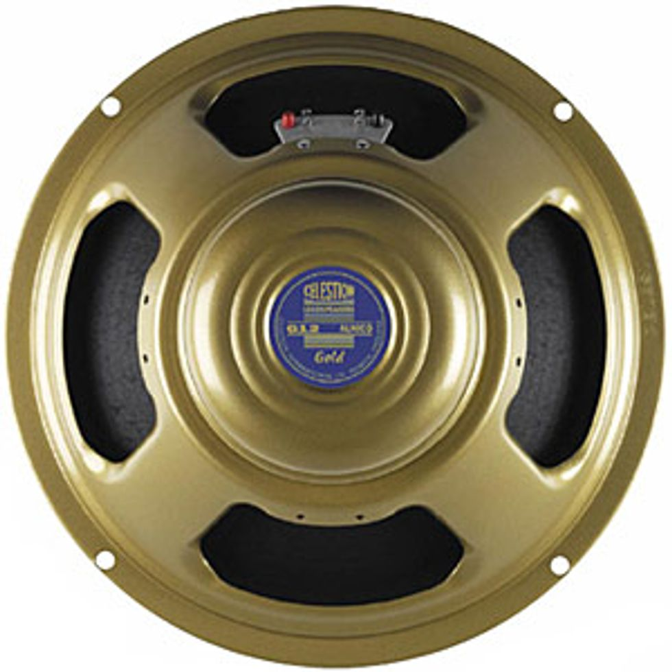 Celestion Gold Series Speakers