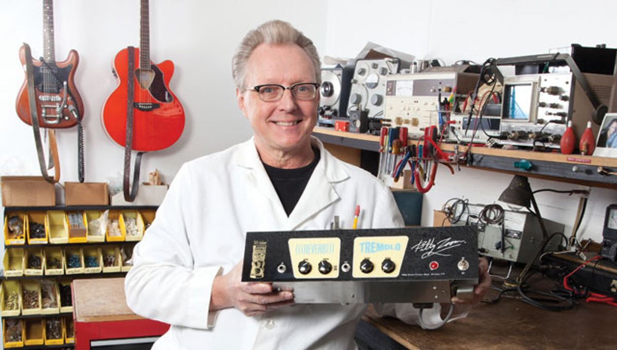 Builder Profile: Billy Zoom Music
