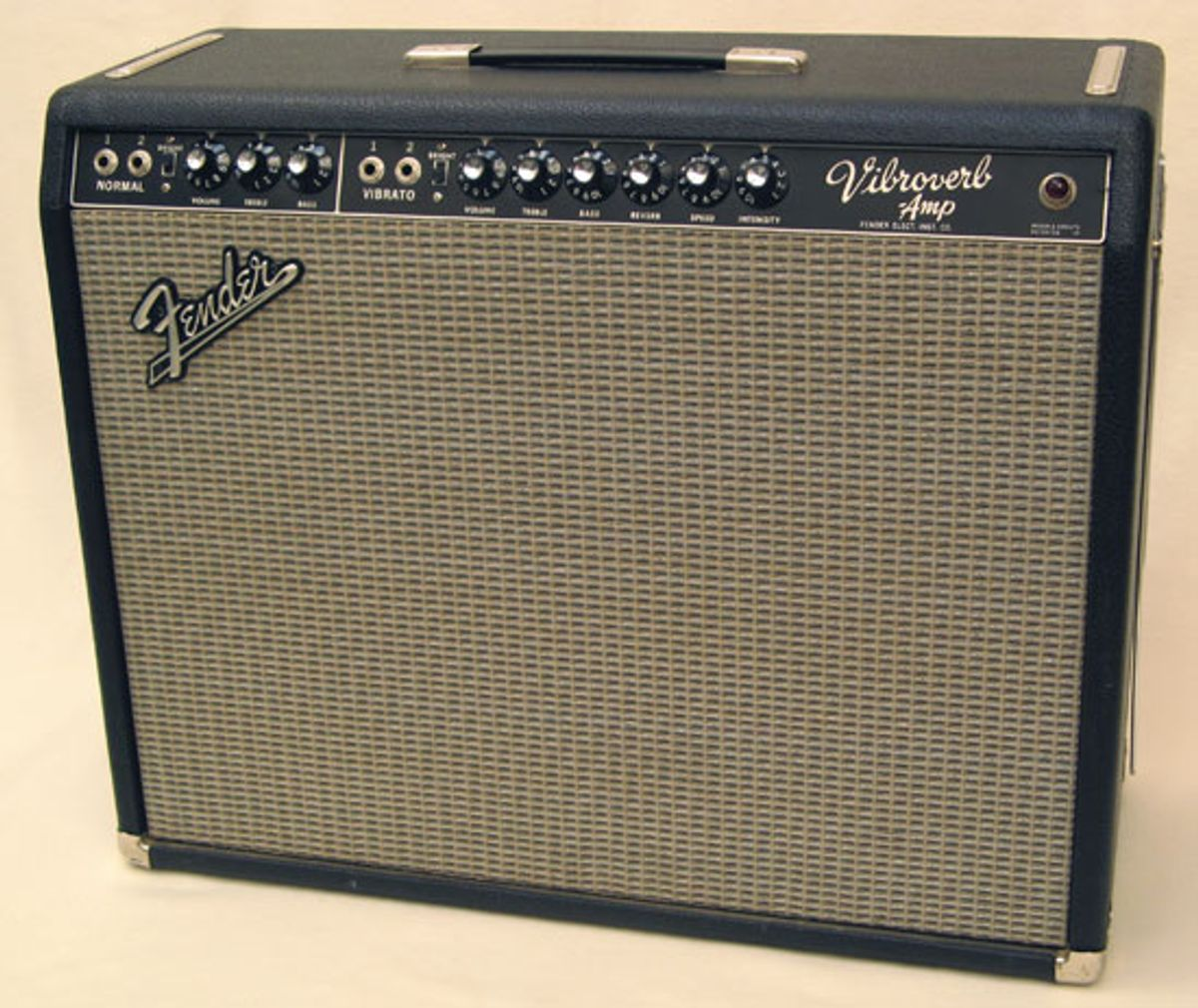 Gear of the Month: 1964 Fender Vibroverb